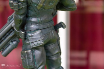 Figurine du Soldat 76 de l'édiciton collector d'Overwatch