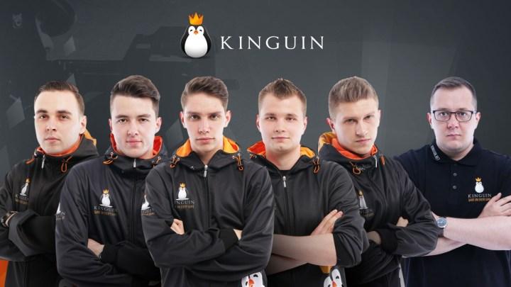 L'équipe d'eSport de Kinguin.net est née !
