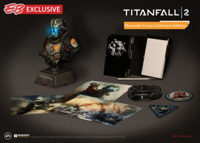 Titanfall 2 collector (Deluxe Edition)