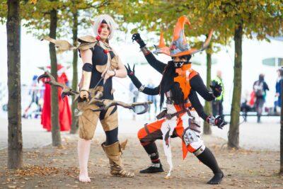 Bon, je dois l'admettre : En cherchant bien, on trouve des cosplays réussis de Battleborn !