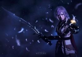 Cosplay Lightning Final Fantasy :) !