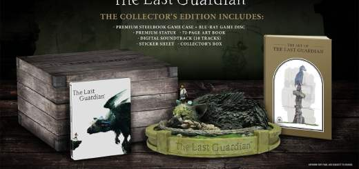 The Last guardian et son édition collector
