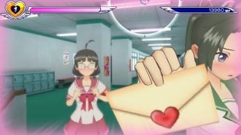 Attention, les lettres d'amour font très mal dans ce jeu !
