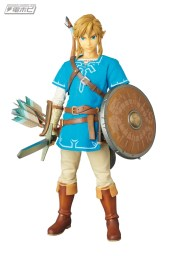 Figurine de Link de The Legend of Zelda : Breath of the Wind