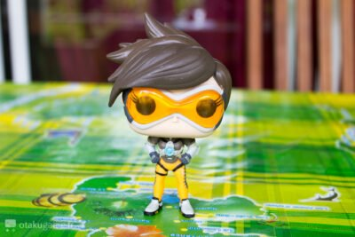 Figurines POP Tracer et Fatale