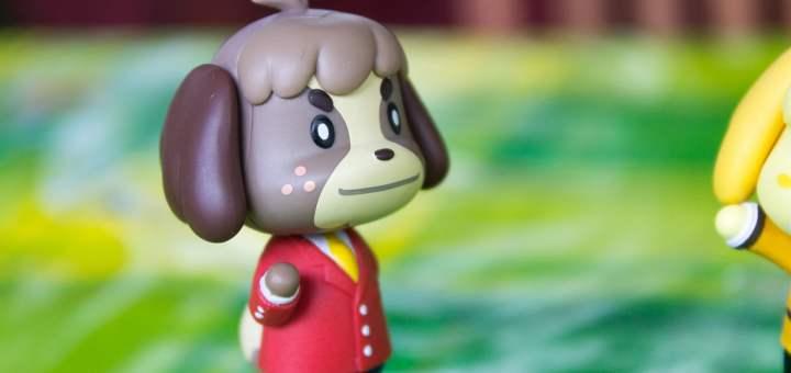 Amiibo Animal Crossing Marie et Max
