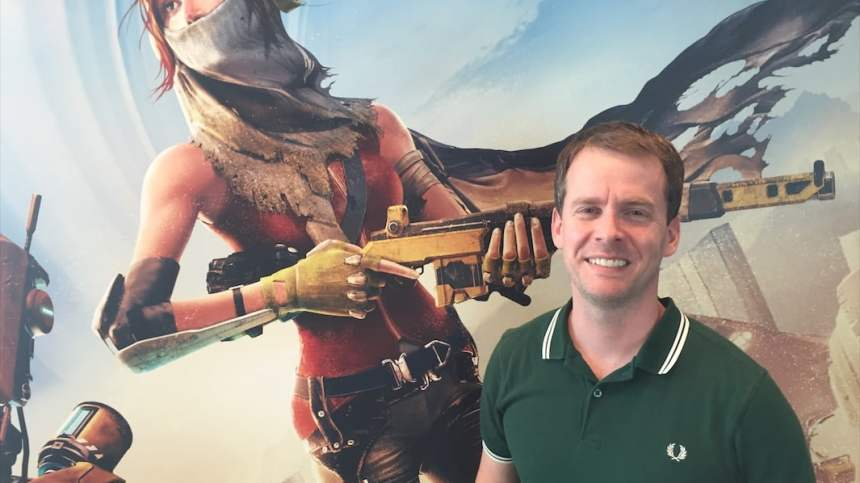 Joseph Staten, le scénariste de ReCore, est en interview chez GeeksandCom !