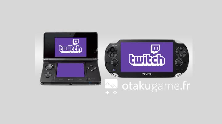 Twitch sur PS Vita ? Et pourquoi pas sur 3DS tant qu'on y est ?