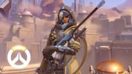 Blizzard présente son nouveau héro : Ana, le sniper-soigneur !