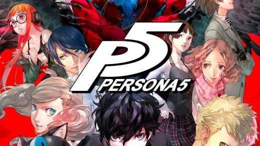 La jaquette de Persona 5 est vraiment réussie !