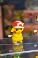Figurine Pikachu casquette