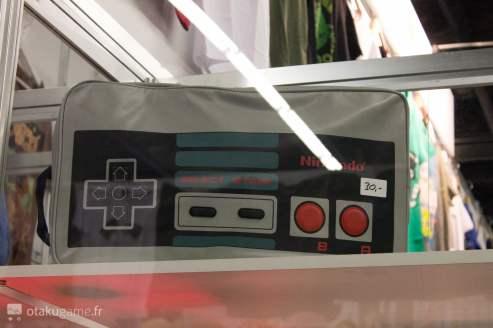 Sac manette NES