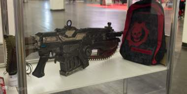 Réplique Lanzor Gears of War
