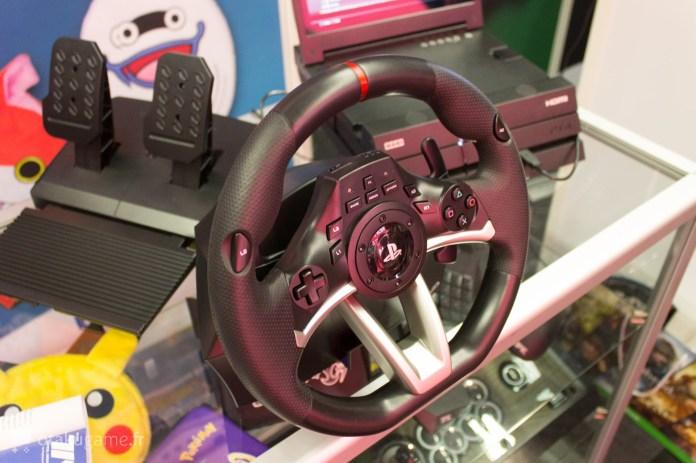 Volant Hori PS4 (Gran Turismo Concept)