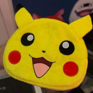 J'avoue. Je voulais repartir avec ce sac 3DS Pikachu :(