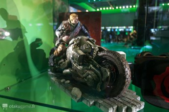 Figurine de l'édition collector de Gears of War 4