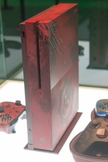 Console Xbox One S Collector Gears of War 4