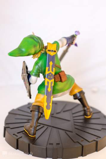 La figurine de Link (Skyward Sword) de First 4 Figures