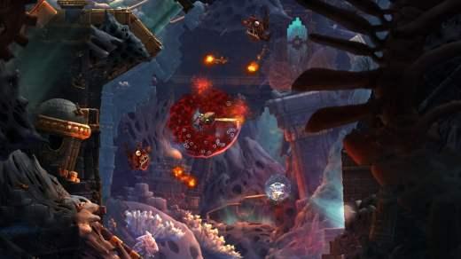 Par moment, Song of the Deep rappelle Rayman Legends :) !