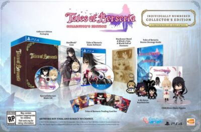 Tales of Beseria Collector