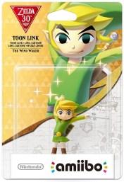 Amiibo Link Wind Waker