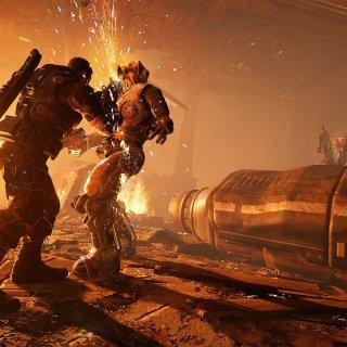 Gears of War est de retour, ça va chauffer dans les chaumières !