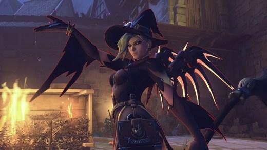 Et n'oubliez pas que c'est Halloween sur Overwatch !