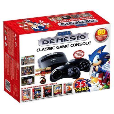 La version qui m'a été envoyée est une 25th anniversary Sonic