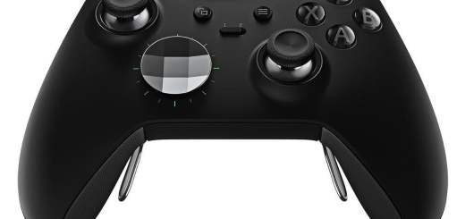 La fameuse manette Xbox One Elite