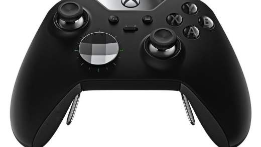 La fameuse manette Xbox One Elite