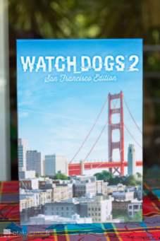 Boîte du collector Watch Dogs 2