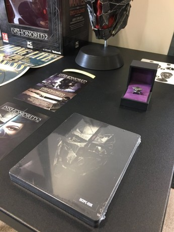 Edition collector de Dishonored II