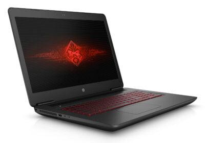 Comme pour les ROG, HP a choisi le rouge et le noir pour le code couleur de ses portables Gaming !
