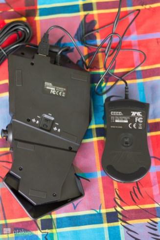 Les dessous du Hori Tac Pro