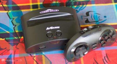 La Mega Drive Mini n'est pas très sexy, mais on finit par s'y attacher.