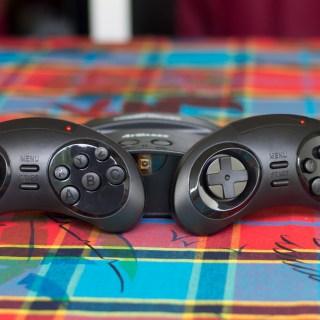La Mega Drive Mini n'est pas très sexy, mais elle est généreuse.