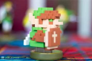 Amiibo Link Pixel 30th anniversary