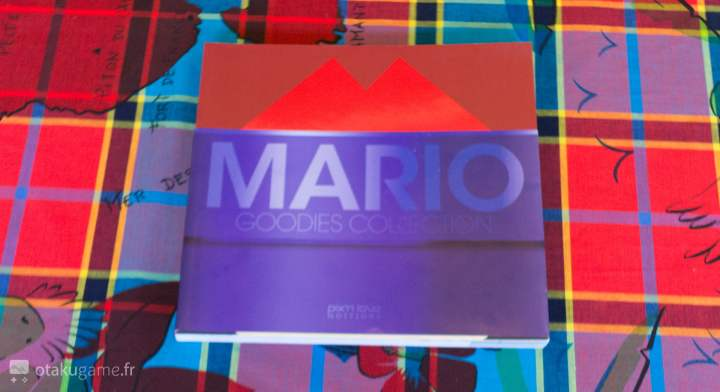 Livre Mario Goodies Collection