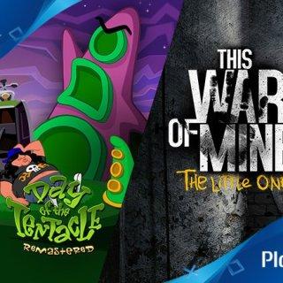 Les jeux offerts en janvier sur PS4 et PS Vita ^^ !
