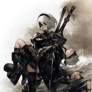 Nier Automata Artwork