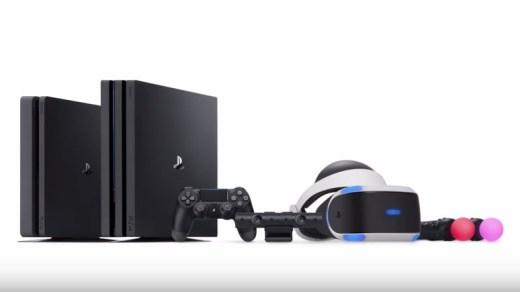 La famille Playstation au grand complet (ou presque) :) !