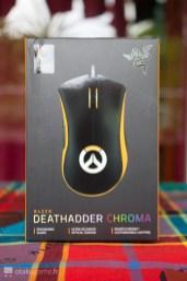 La Razer Deathadder Chroma Overwatch, la souris idéale pour... Overwatch ?