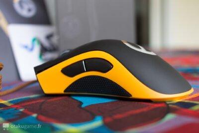Les boutons de cette souris tombent sous la main ;) !