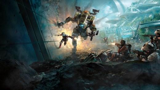 Test de Titanfall 2 sur PC