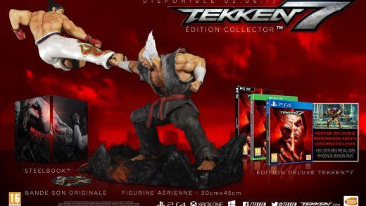 Tekken 7 édition collector