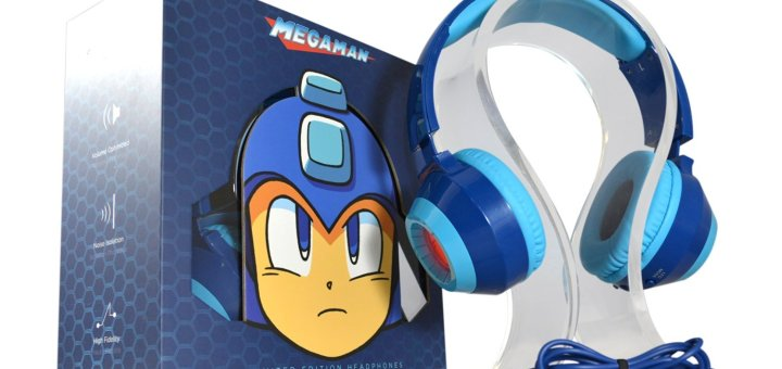 N'avez-vous pas toujours rêvé d'être Megaman ?