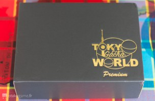 La boîte Tokyo Gacha World