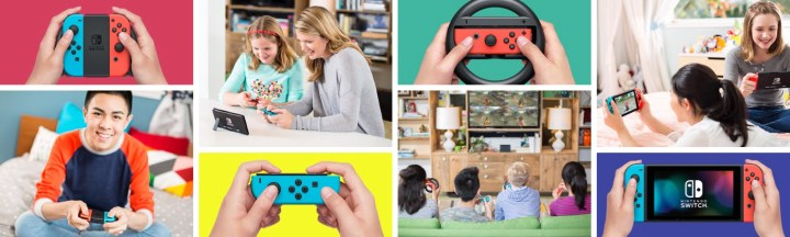 La Nintendo Switch veut dominer le monde !