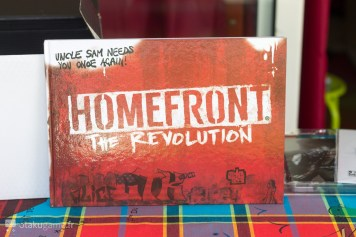 Artbook de l'éditon collector de Homefront : The Revolution