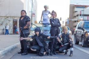 Cosplay de Final Fantasy XV (1)